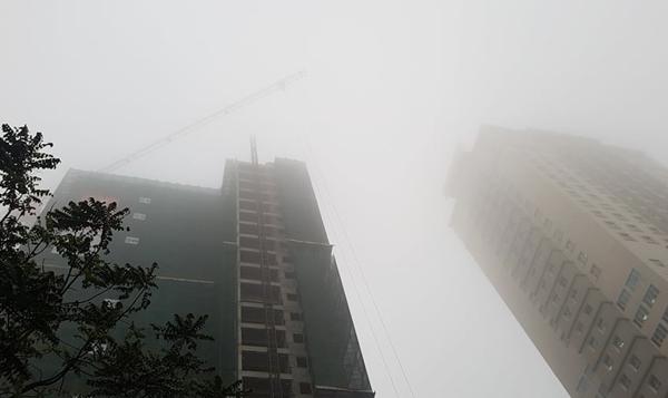Hà Nội,ô nhiễm không khí,ô nhiễm khói bụi,khói bụi