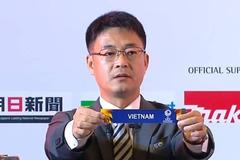 U23 châu Á 2020: Việt Nam cùng bảng Triều Tiên, Jordan, UAE