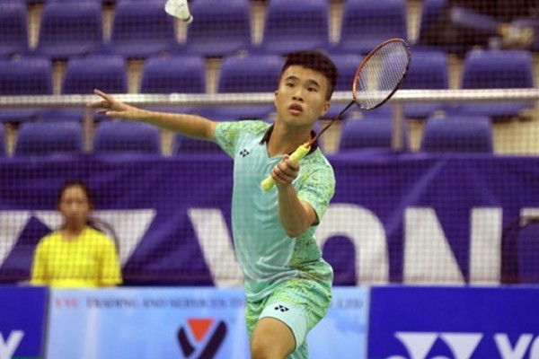 Vietnamese badminton player into main rounds of Maldives International Challenge 2019