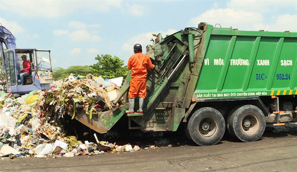 Waste-to-energy technology viable solution for Vietnam's waste crisis