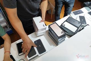 iPhone 11 sales boom in Vietnam, but shortage exists