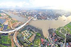 Làng Việt Kiều Quốc tế - Nơi tinh hoa đất Cảng