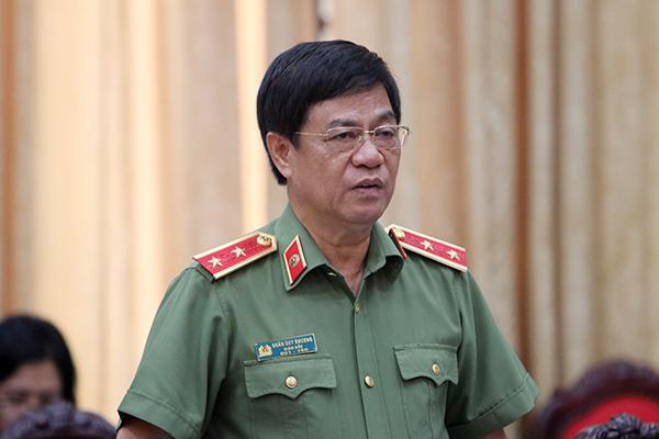 Tướng Khương: Nhiều chủ đầu tư chung cư chấp nhận chịu phạt để vi phạm