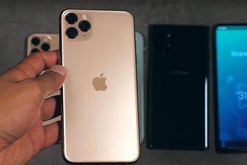 Đại chiến pin smartphone hàng đầu: iPhone 11 Pro Max thắng hay bại?