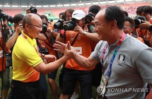 Vừa bốc thăm xong, Hàn Quốc hẹn gặp Việt Nam ở tứ kết U23 châu Á