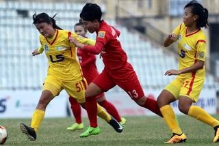 Vòng 12 giải nữ VĐQG: TP.HCM I thắng hủy diệt, Hà Nam nhọc nhằn