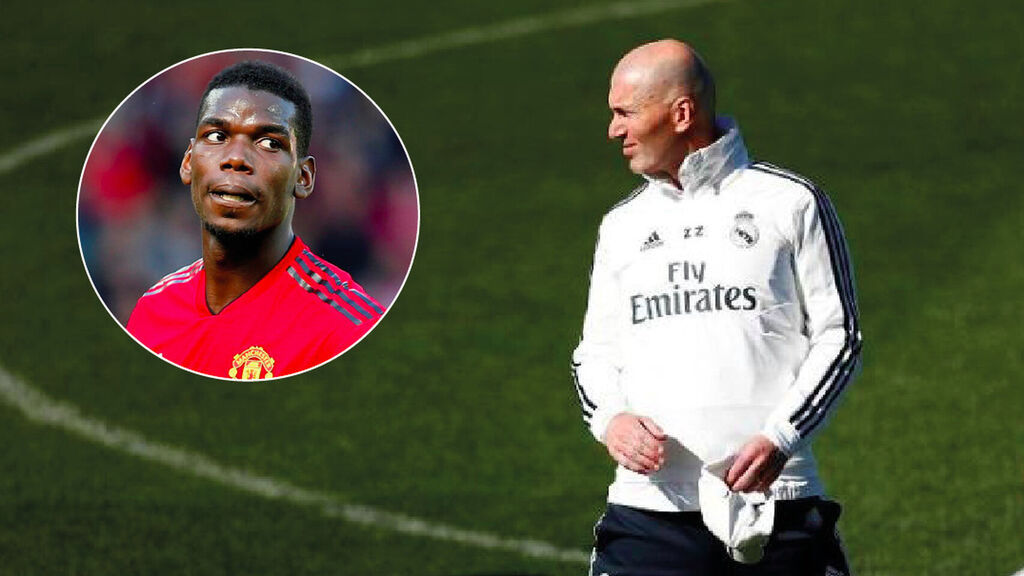 MU nhận cú sốc Haaland, Zidane trực tiếp ký Pogba