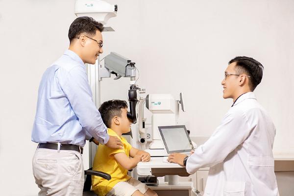 Mắt Việt - chăm sóc thị lực theo chuẩn quốc tế