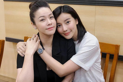 Cao Thái Hà đăng ảnh ôm Nhật Kim Anh giữa tin đồn mâu thuẫn