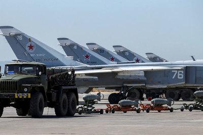 Nga biến 'đầu não' ở Syria thành căn cứ không quân đẳng cấp