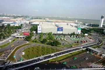 Xây bãi giữ taxi ga quốc tế để 'giải cứu' ùn tắc ở Tân Sơn Nhất
