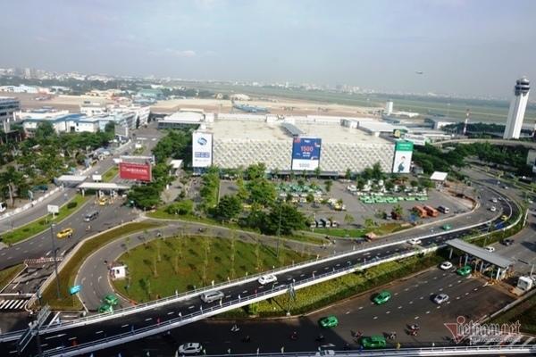 Ùn Tắc,Tân Sơn Nhất,sân bay tân sơn nhất