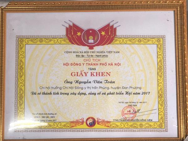 Lương Y Nguyễn Văn Toàn