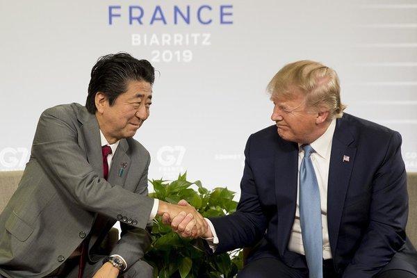 Thỏa thuận thương mại Mỹ-Nhật 'làm khó' TQ