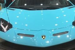 Sắm Lamborghini Aventador SVJ 60 tỷ, chất chơi đại gia Hà Nội