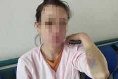 Thai phụ ở Quảng Trị bị hành hung đa chấn thương