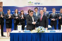 Quỹ đầu tư Đức rót 20 triệu USD vào dự án của Novaland