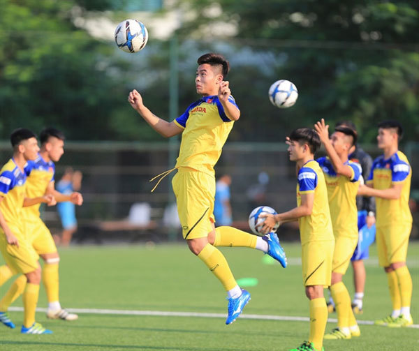 Vietnam start U23 championship as group favourites