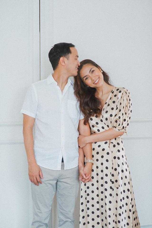 Tăng Thanh Hà kỷ niệm 10 năm bên chồng doanh nhân