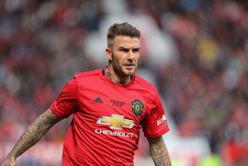 """Beckham thành """"cò"""" cầu thủ, tóm ngay hàng nóng MU"""
