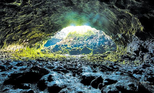 Hang động núi lửa Krông Nô