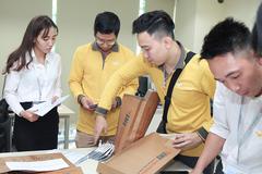 Bắt đầu chuyển phát 18.000 vé trận Việt Nam - Malaysia