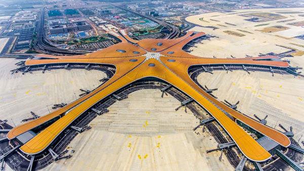 Beijing's Daxing International Airport now officially open