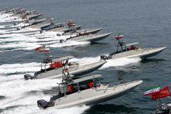 Iran chuẩn bị 'điều động hải quân' quy mô lớn