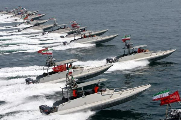Iran,Vùng Vịnh,căng thẳng,hải quân Iran