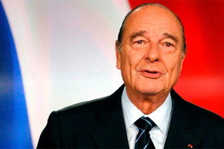 Jacques Chirac, former French president, is dead at 86