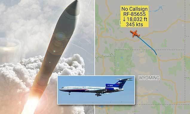 Máy bay do thám Nga 'tung hoành' trên bầu trời Mỹ