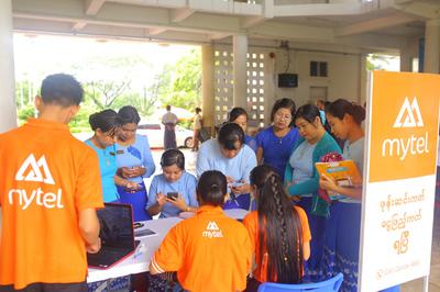 Viettel Myanmar nhận giải giải thưởng quốc tế cho chiến dịch marketing xuất sắc