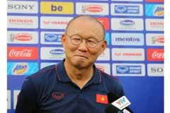 Coach Park: All teams at same strength level at AFC U23 Championship 2020