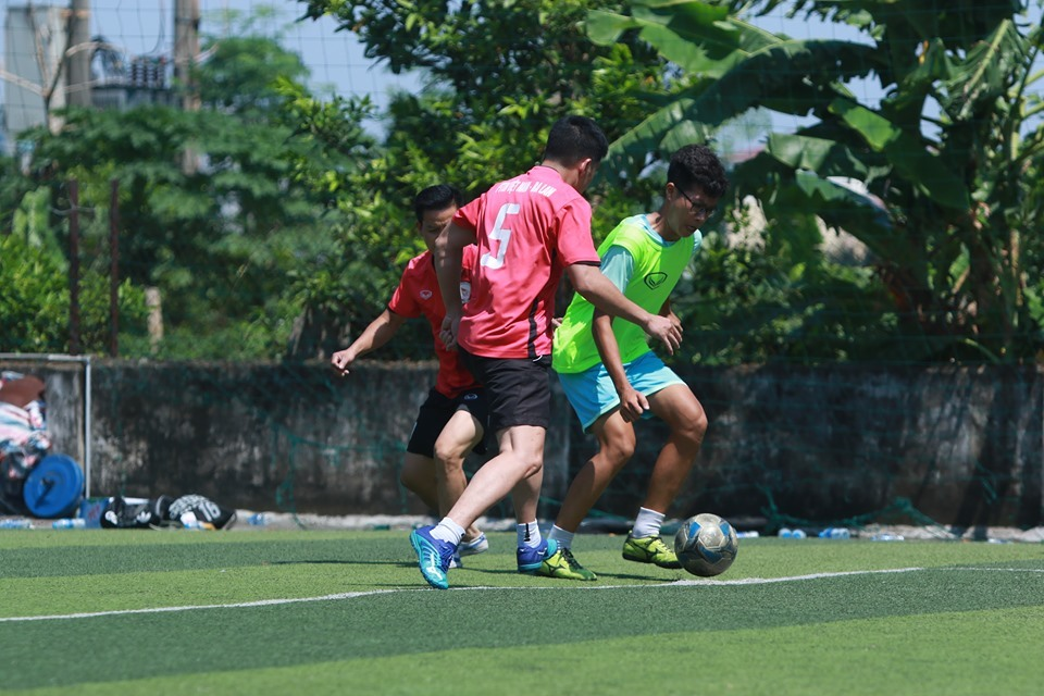 bóng đá phong trào
