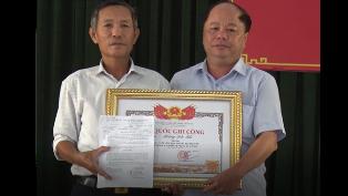 Nam sinh cứu 3 mẹ con thoát đuối nước được công nhận liệt sĩ