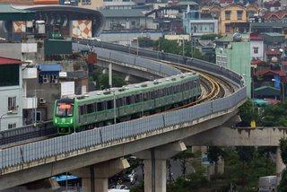 Serious irregularities found in Hanoi railway project