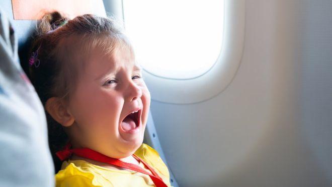 Hàng không Nhật Bản báo trước chỗ ngồi có trẻ em để hành khách tránh