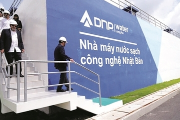 Big money poured into Vietnam's water supply projects