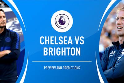 Chelsea vs Brighton: Phá bĩnh thầy trò Lampard