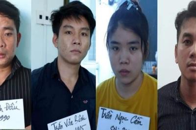 Giúp bạn đánh nhau, 4 thanh niên đâm chết người ở Bình Dương