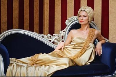 Cuộc sống gắn với vải sợi vàng từ khi 6 tuổi của người phụ nữ quyền lực