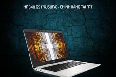 Làm việc muôn nơi cùng laptop HP 348 G5 (7XJ58PA)
