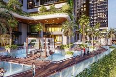 Tận hưởng cuộc sống đỉnh cao mỗi ngày ở Sunshine City Sài Gòn