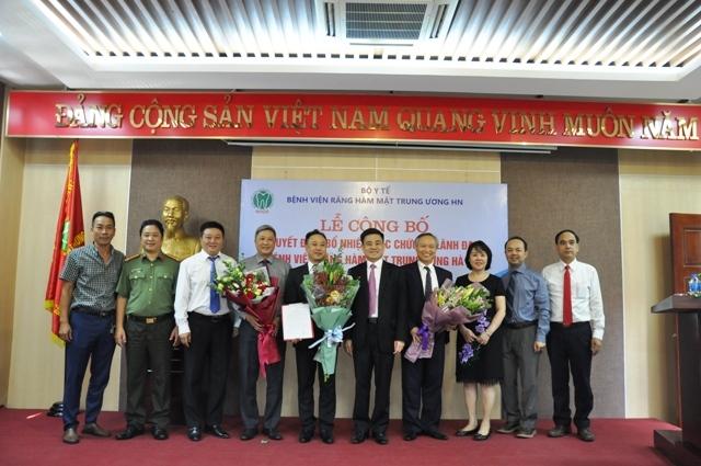 Bộ Công thương và Bộ Y tế bổ nhiệm nhân sự mới