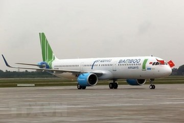 Bamboo Airways set to receive first Dreamliner