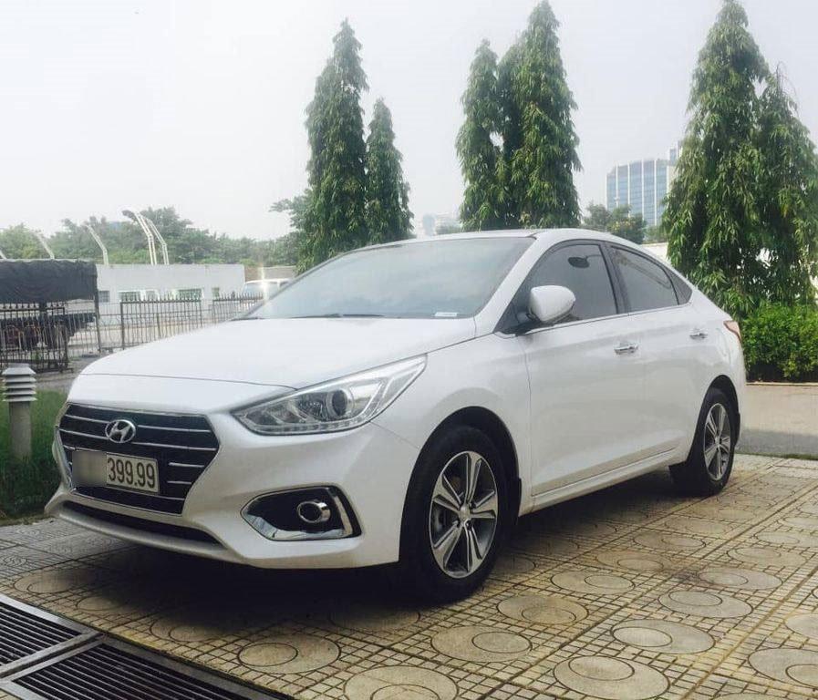 ô tô Hyundai,xe biển đẹp,biển số xe,Hyundai Accent,Hyundai Santa Fe