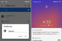 Cách hiển thị ảnh đại diện cá nhân trên màn hình khóa Android 10