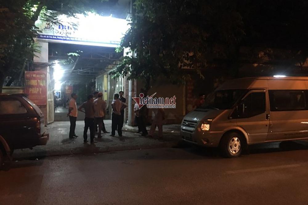 Tin nhắn cuối cùng của tài xế Grab tử vong trên bãi đất trống ở Hà Nội