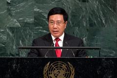 Phó Thủ tướng Phạm Bình Minh nêu vấn đề Biển Đông tại Đại hội đồng LHQ