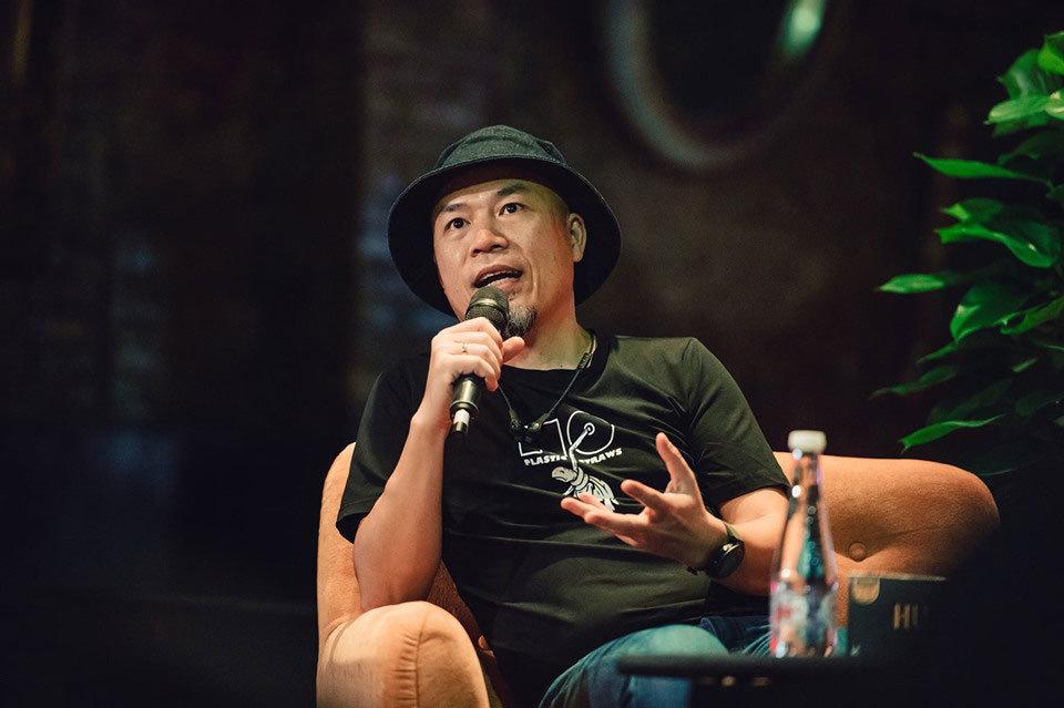 nhạc sĩ Huy Tuấn,Slim V,g
